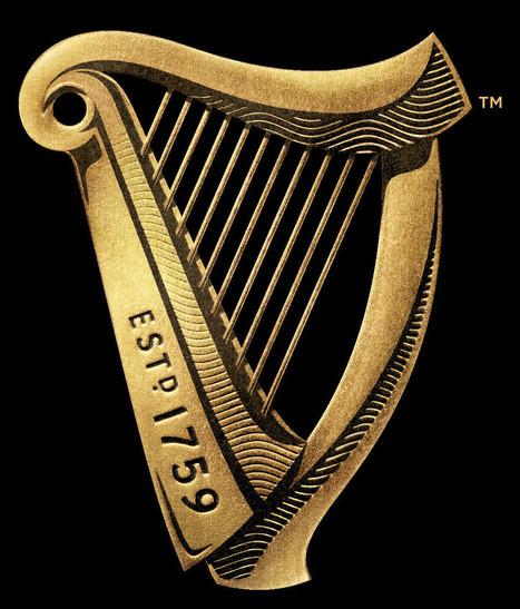 Design Bridge signe le nouveau #logo de Guinness | Graphic design | Scoop.it