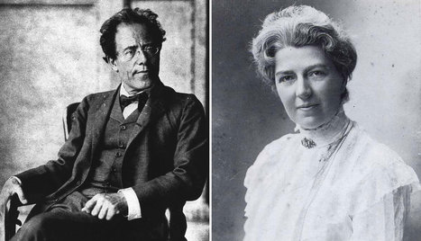 Chaste Ascetic? A Letter Details Mahler's Love Life | journalism | Scoop.it