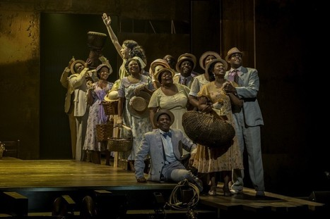 'Porgy and Bess': Respectful and genuinely thrilling | Pain Management | Scoop.it