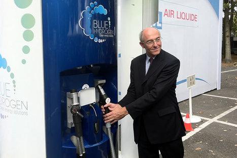 Voiture pile à combustible : Air Liquide veut sa part du gâteau | Air Liquide Mobilité Hydrogène | Scoop.it