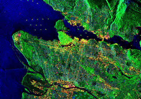 SFU & MDA create Industrial Research Chair (IRC) to exploit SAR data from RADARSAT-2 & others | More Commercial Space News | Scoop.it