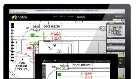Idée de business:Okitoo, le Google Docs des professionnels du BTP | Sketch, comment, measure in real time | Scoop.it