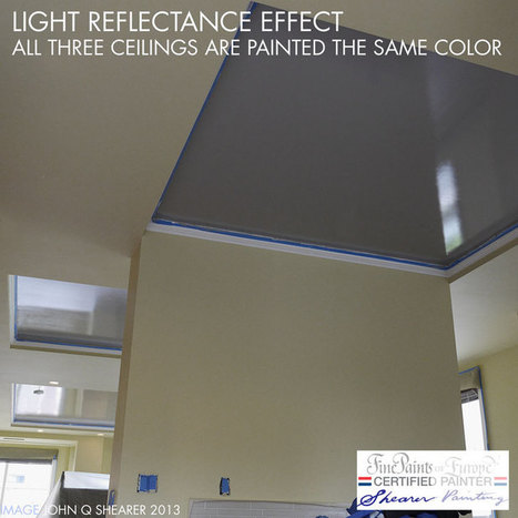 How Gloss Effects Paint Color Perception | Paint Colors | Scoop.it