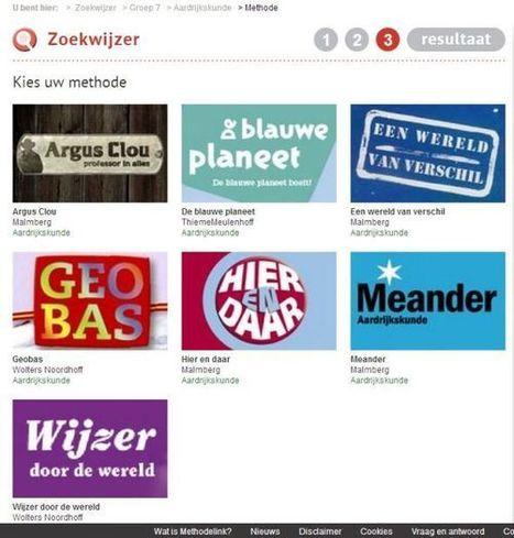Methodelink.nl: gratis videoclips bij jouw methode « Manssen.nl - It's all in the Cloud!   geschiedenis, onderwijs, elearning en meer   Scoop.it