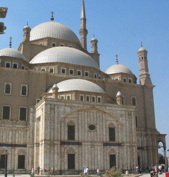 Mosque of Mohamed Ali, Cairo, Egypt   Nile tours: Egypt Holidays give you that Perfect Sabbatical   Scoop.it