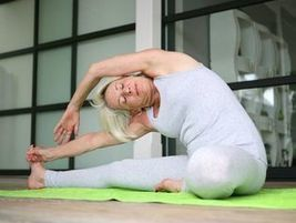 Pilates : 5 exos pour renforcer son dos en douceur - TopSanté | fitness et régime | Scoop.it