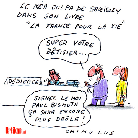 Les erreurs de Nicolas Sarkozy | Dessinateurs de presse | Scoop.it