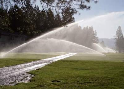 Amid drought, Tahoe golf courses doing best to conserve water - Tahoe Daily Tribune | Experiencias y viajes de GOLF | Scoop.it