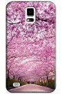 Sangu Cherry Pink Hard Back Shell Case / Cover for Samsung Galaxy S5 | Bean bag Chair | Scoop.it