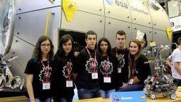 El colegio de Rois, campeón de un concurso europeo de robótica | tecno4 | Scoop.it