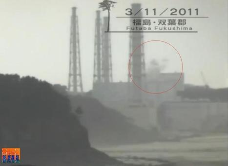 Fukushima : une vidéo inédite et des vapeurs suspectes | Developpement durable, energies alternatives et vehicules électriques | Scoop.it