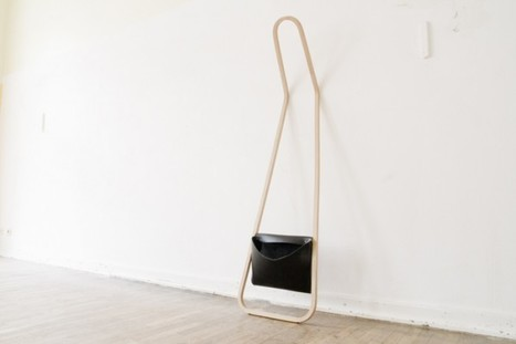 Leaning with style - Servus by r75 | Du mobilier, ou le cahier des tendances détonantes | Scoop.it