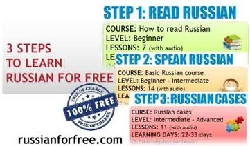 Learn Russian for Free – Russian language lessons, texts and more | Leer Russisch | Scoop.it