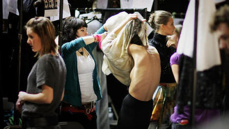 France considers ban on anorexic fashion models - CBS News   Style & Fashion   Scoop.it