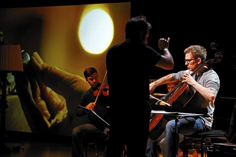 'Up-close' integrates live classical music with film - Los Angeles Times | Classical and digital music news | Scoop.it