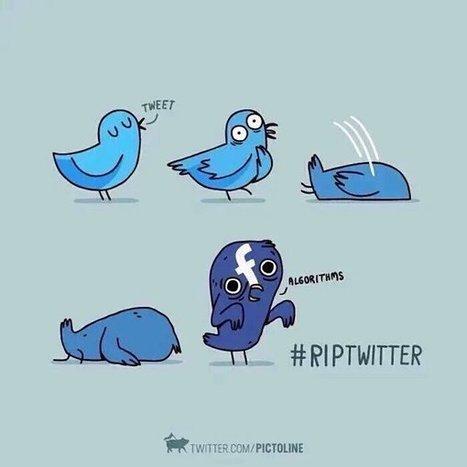 CNA: #RIPTwitter Los AMOS de TWITTER buscan que la red social deje de ser una herramienta alternativa antisistema | La R-Evolución de ARMAK | Scoop.it