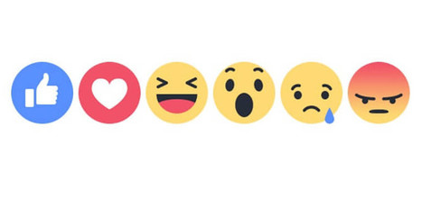 Pourquoi il faut se méfier des nouveaux boutons de réaction alternatifs au like de Facebook - neonmag | Emojis et stickers : lingua franca de nos écrans ? | Scoop.it
