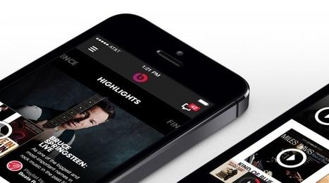 Beats Music Mobile App Gets Recommendation Tweaking, Verified Profiles And More   Radio 2.0 (En & Fr)   Scoop.it