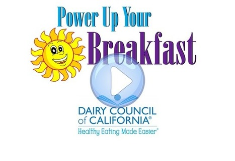 Power Up Your Breakfast | Nutrition for Kids | Scoop.it