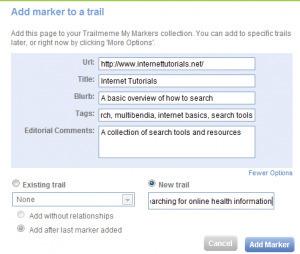 Guiding Learners withTrailmeme | Aplicaciones TIC | Scoop.it