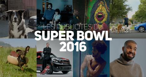 Les 26 meilleures publicités du Super Bowl 2016LLLLITL | Publicite | Scoop.it