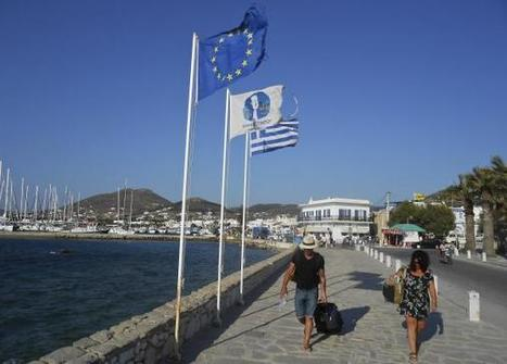 #Greek #tourism draws line in the sand over tax hikes | travelling 2 Greece | Scoop.it