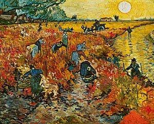 Trois jours de vendanges, Alphonse Daudet | Vendanges en Vallée du Rhône-Harvest in Rhône Valley | Scoop.it