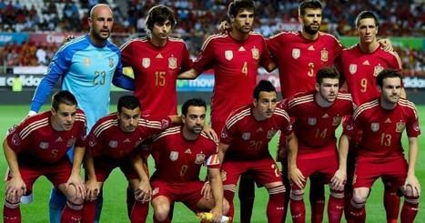 Spanyol Pimpin Peringkat FIFA, Brasil Meningkat ke Tempat Ketiga di Piala Dunia | Piala Dunia 2014 Spanyol | Scoop.it