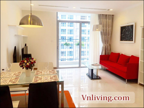 Vinhomes Central Park Apartment for rent 1 bedrooms in Binh Thanh | VNliving - Apartment for rent , sale in Ho Chi Minh city | Scoop.it