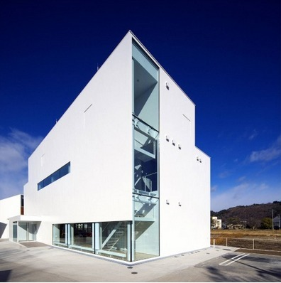 [Tochigi, Japan] GaW / Satoru Hirota Architects | The Architecture of the City | Scoop.it