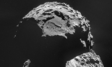 Rosetta mission lander detects organic molecules on surface of comet | Life Technology Nature Science Human | Scoop.it
