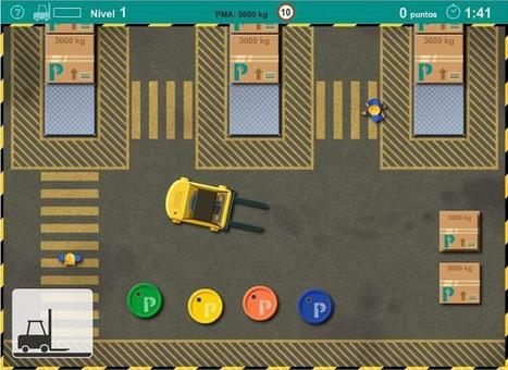 Gamificación aplicada a prevención: Un juego muy serio - PrevenBlog | SOCIAL LEARNING | Scoop.it