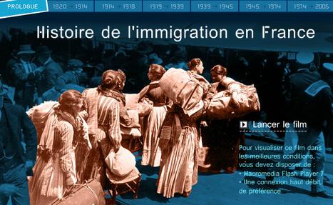 Le film : deux siècles d'histoire de l'immigration en France | news | Scoop.it
