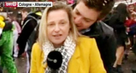 Female Reporter Groped on Live TV in Cologne | Global politics | Scoop.it