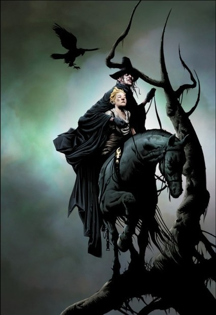 Jae Lee Illustrates Stephen King's Dark Tower Novel | Comic Books | Scoop.it