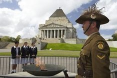 Shrine of Remembrance   Melbourne - Education   History   Scoop.it