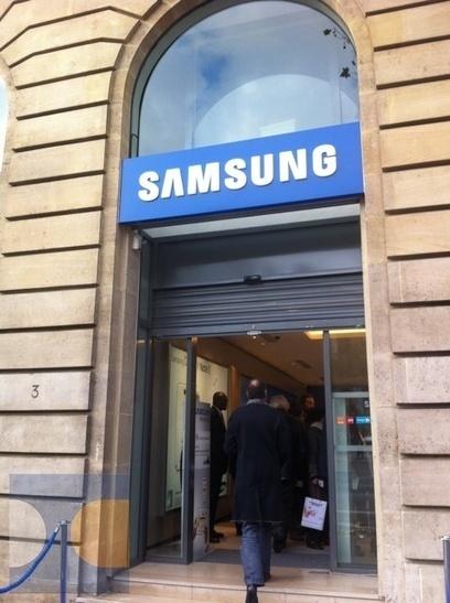 Le Samsung Mobile Store de Paris est ouvert   netnavig   Scoop.it