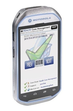 Motorola Solutions releases smartphone-like healthcare devices | mHealth- Advances, Knowledge and Patient Engagement | Scoop.it