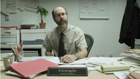 How funny would it be if Google was a real person you had to talk to? | [New] Media Art Education & Research | Scoop.it