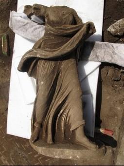Scoperte le statue cantate da Ovidio - Repubblica.it   Classic languages   Scoop.it