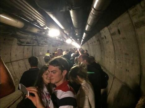 Tunnel Manica, Eurostar bloccato: centinaia di passeggeri evacuati | Tech - Information Security - Smartphone - Developer - Marketing Web - BitCoin - LiteCoin - DogeCoin | Scoop.it