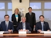 Singapore signs LNG bunkering MOU with Belgian ports - Marine Log | Port of Zeebrugge | Scoop.it