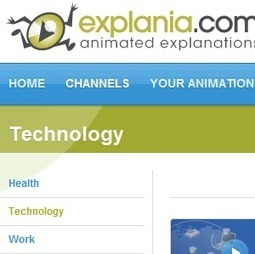 Explania: Hundreds Of Animations That Explain & Educate | Innovations in e-Learning | Scoop.it
