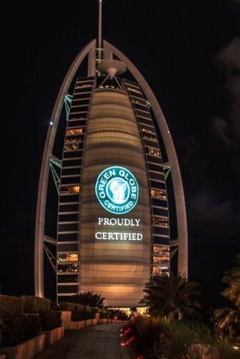 Green Luxury at the Burj Al Arab | Customers in Travel Industry and Destinations | Scoop.it