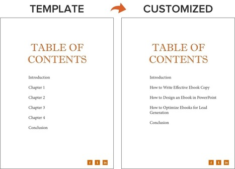 How to Create an Ebook From Start to Finish [+ 18 Free Ebook Templates]   Crescita Personale & Lavoro   Scoop.it