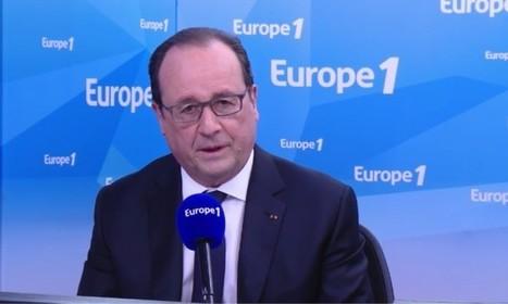 VIDEO - 2017 : François Hollande se déclare candidat dans un lapsus | Crise de com' | Scoop.it