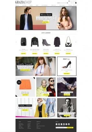 Grazia, prima testata in Italia con e-commerce moda | Offerte Sconti, Coupon e Codici sconto | Scoop.it