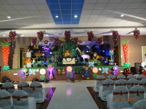 Birthday 3d Decorations - Shobha's Entertainments | Facebook | Event Organizing | Scoop.it