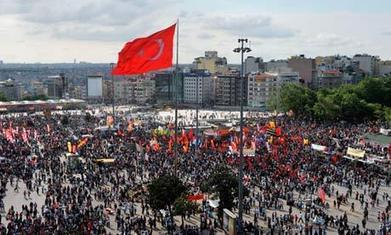 Turkish PM: social media and opposition to blame for protests | Gender in the Media | Scoop.it