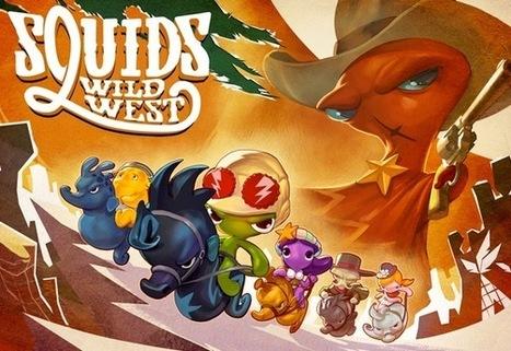 Le jeu vidéo adapté en dessins-animé   Kiiwiigames   Jeu et Marketing   Scoop.it